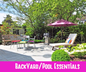 Backyard & Pool Guide