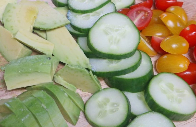 Healthy Cobb Salad Recipe