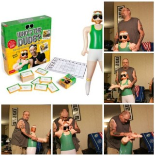 Who's The Dude Charades Game For Your Next Party