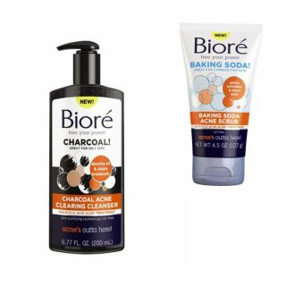 Free Your Pores with Bioré Cleansing Products