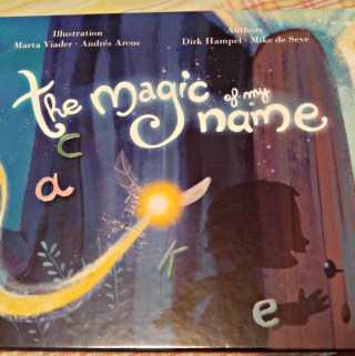 The Magic Of My Name Is A Personalized Book For Your Child