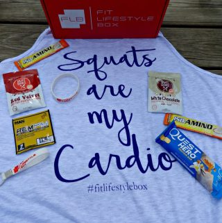 Work Hard and Make Your Idols Your Rivals with Fit Lifestyle Box