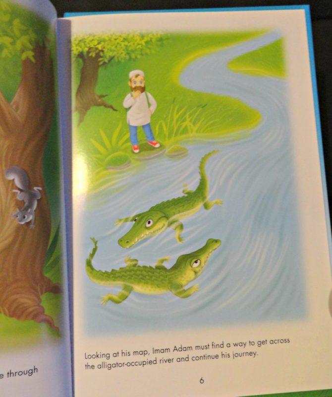 children's book Imam Adam