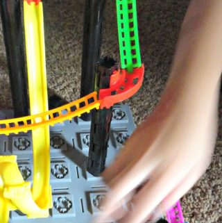 Chase Rainy Day Boredom Away with Roller Coaster Challenge