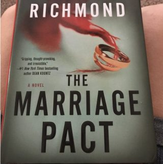 You Need This Summer Read – The Marriage Pact by Michelle Richmond