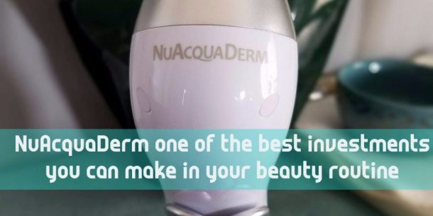 Step Up Your Beauty Routine With The NuAcquaDerm Microdermabrasion Treatment At Home!