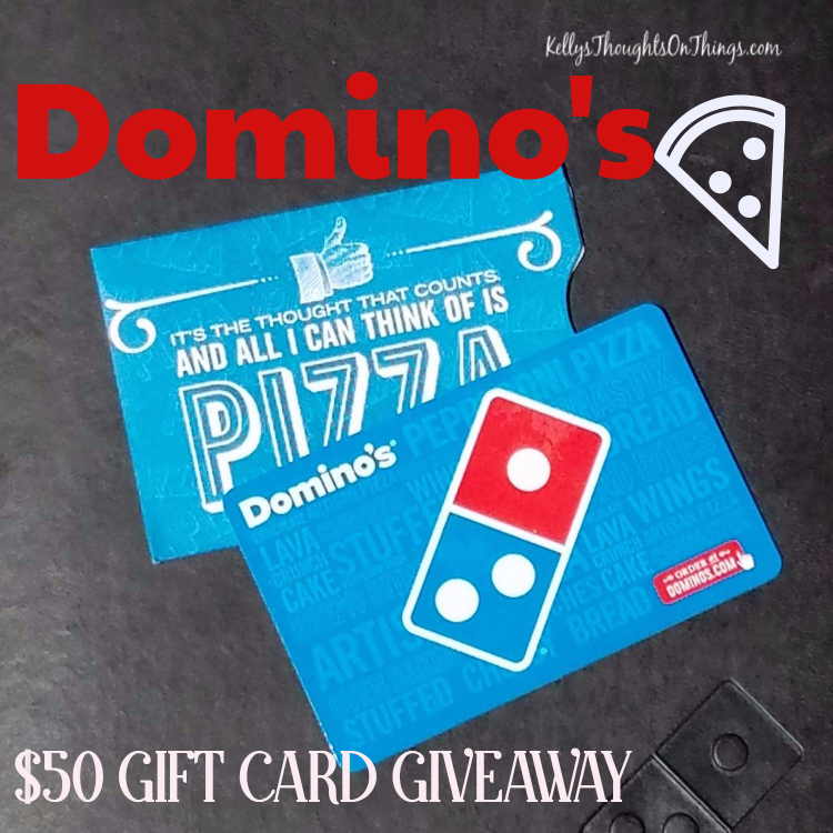 12 Ways To Order Domino's Pizza (Plus $50 GC Giveaway)