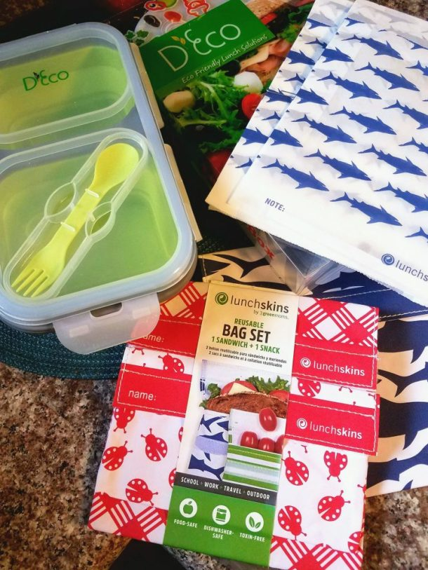 Step Up Your Back to School Lunch Packing Skills- LunchSkins