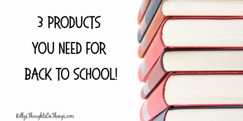 3 Back To School Gear Ideas- Earphones, Planner & Backpack