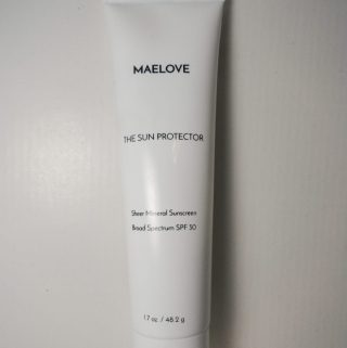 Prime and Protect Your Face with Maelove