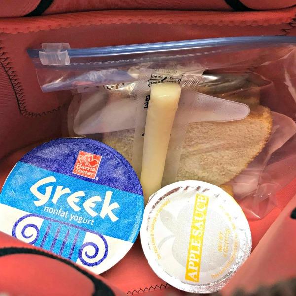 Harris Teeter lunch box yummies