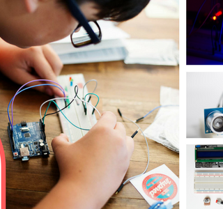 Electronic Projects To Keep Your Kid's Brain Engaged