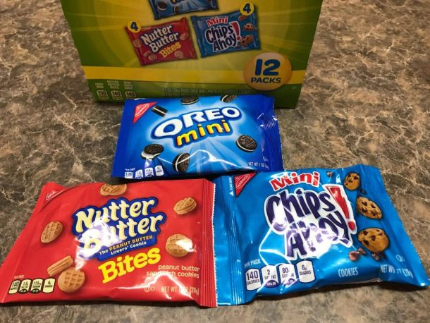 Stepping Up The Snack Game with Nabisco #WalmartSnacks2Go #MC #ad @nabisco