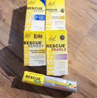 The Holidays Can Be Stressful, But With Rescue® You Can Relax Naturally