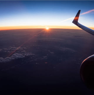 How to be More Comfortable on a Long Flight