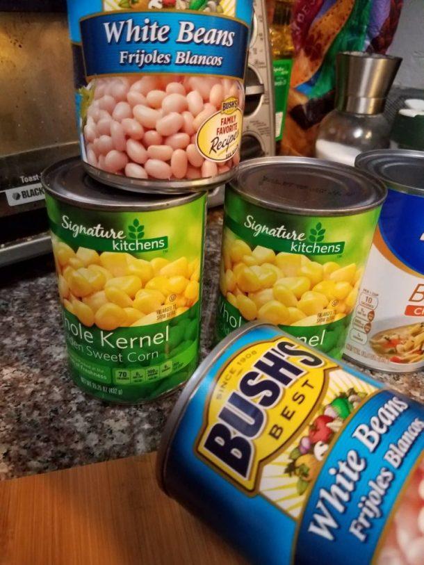 Fall Flavors: Crockpot Ham & Bean Soup #BushsBeansFallFlavor #ad