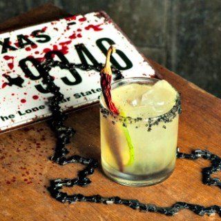 Delicious Cocktails Paired With Some Halloween Spirit