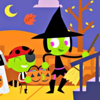 Halloween Celebration Arrives Upon PBS With New Content Everywhere