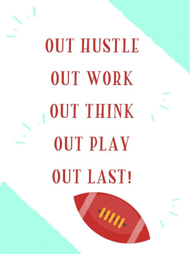 Out Hustle Printable
