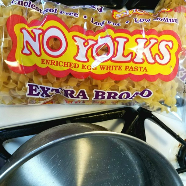 Step Up Your Noodle Game With No Yolks