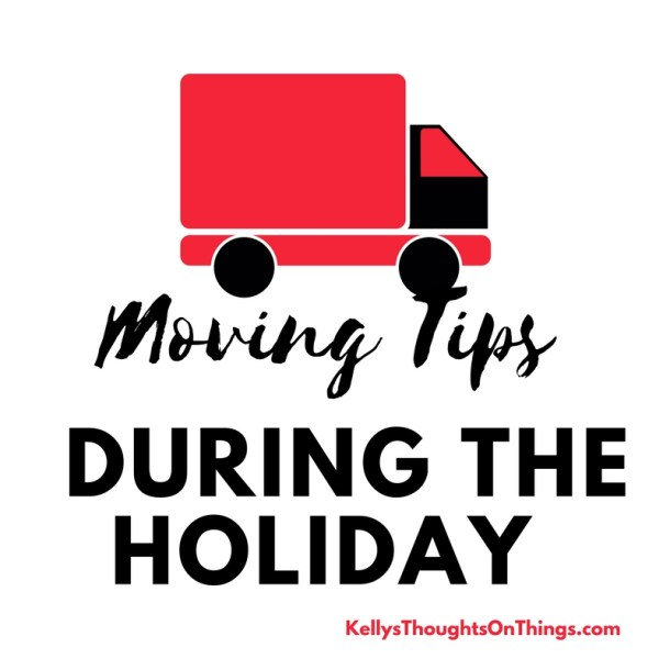 Moving Tips During The Holiday