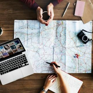 Why You Should Use a Trip Planner Map on Your Next Vacation