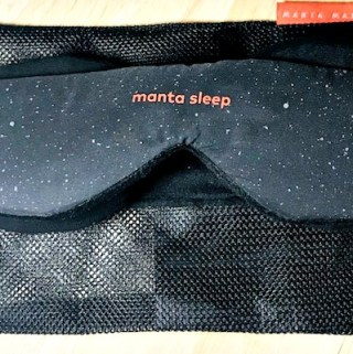 Getting Rest with Manta's Sleep Mask