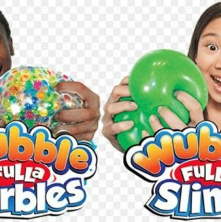 The Kids Won't Be Able To Put The Wubble Down