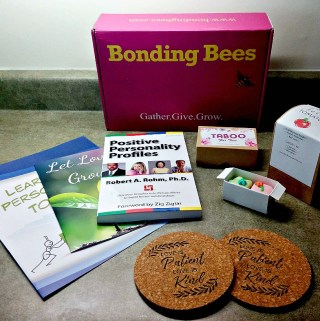 The Bonding Bees Subscription Box For Couples Is The Bee's Knees