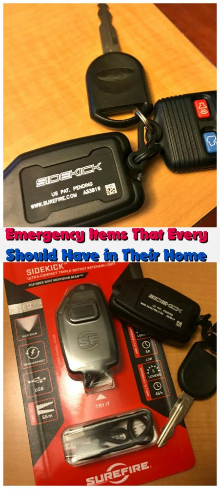 Emergency Items That Every Family Should Have in Their Home