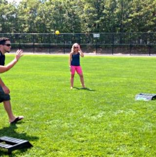 Kick Off Summer Vacation With The Hot New Outdoor Game For All Ages