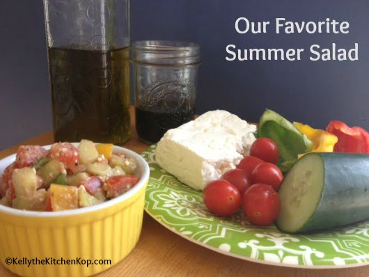 favorite summer salad