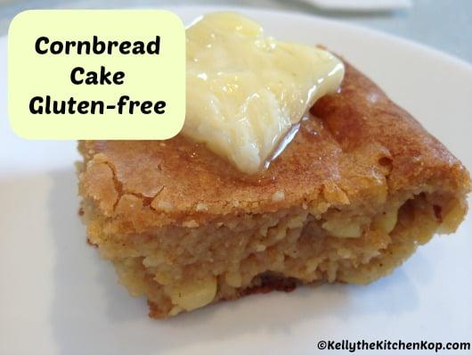 is cornbread gluten free