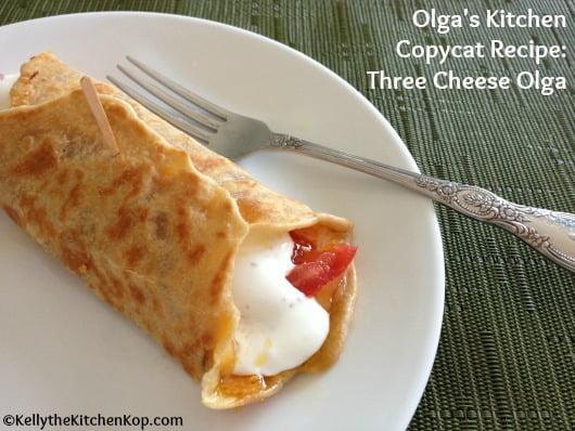 Olga's Kitchen Copycat Recipe