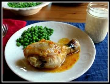 Orange Chicken Drumsticks gulten grain free