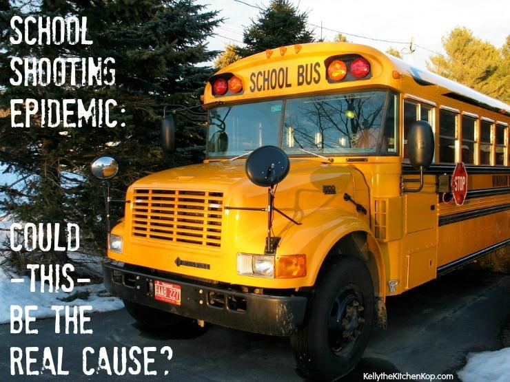 school shooting epidemic
