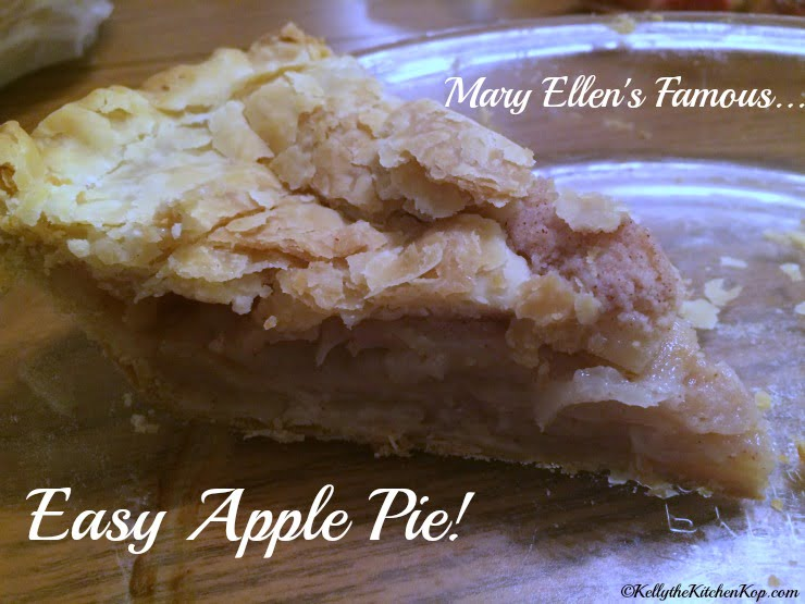 Easy Homemade Apple Pie Recipe
