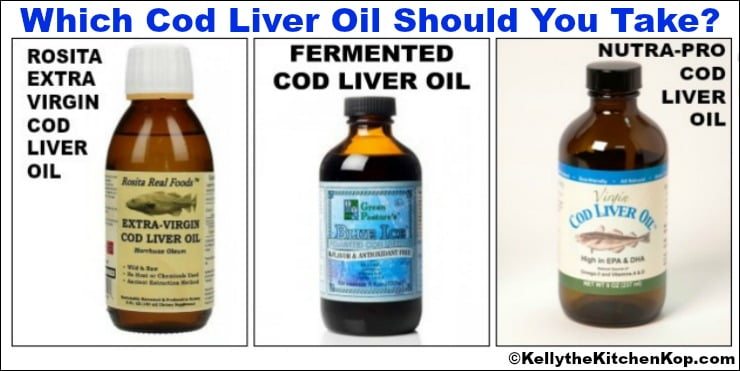 Which Cod Liver Oil Should You Take