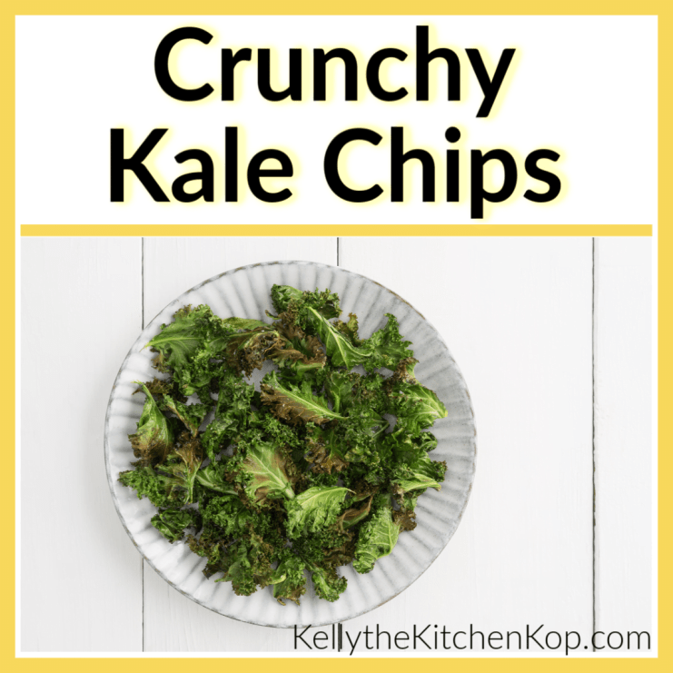 How to Make Kale Chips for a Crunchy Keto Snack