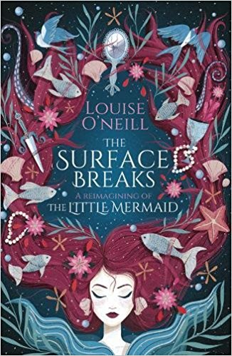 The Surface Breaks book cover
