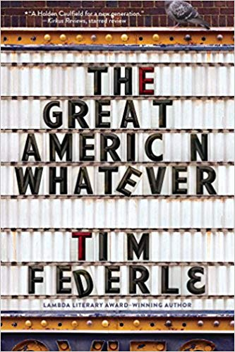 The Great American Whatever book cover
