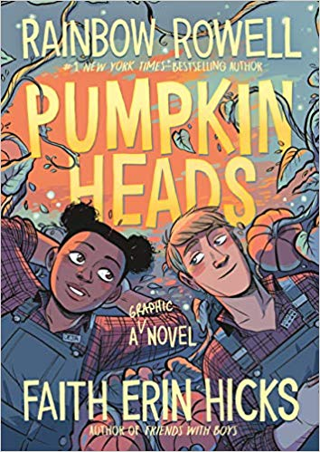 Pumpkinheads book cover