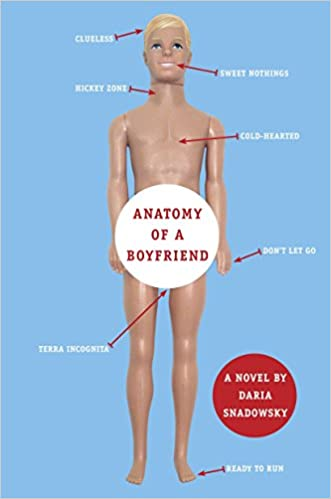 Anatomy of a Boyfriend book cover