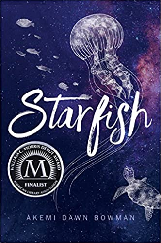 Starfish book cover