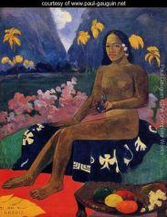 Gauguin Te-Aa-No-Areois-Aka-The-Seed-Of-Areoi