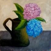 Hydrangea Painting 1