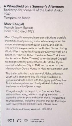 PMA Chagall 2