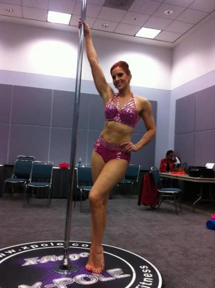 KIRSTYN RAWLINGS 2013 Pacific Pole Championships (Los Angeles) 3rd Place Choreography by Kelly Yvonne VIDEO: http://www.youtube.com/watch?v=l5PiFOOgmOY