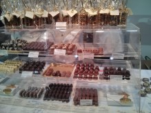 Gourmet chocolates from Mayfield Chocolates