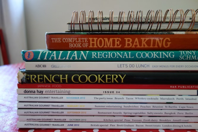 Cookbook haul